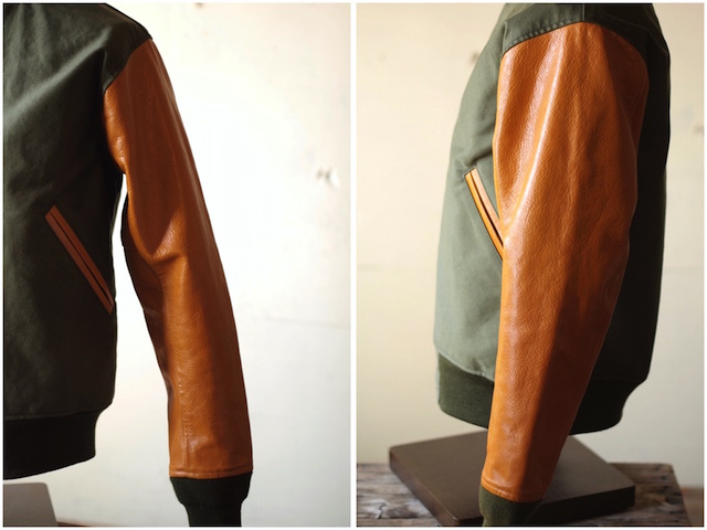 WORKERS N-1V JKT Jungle Cloth Khaki-6