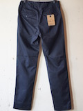 Workers Officer Trousers Slim Type-2 Navy Chino-Link