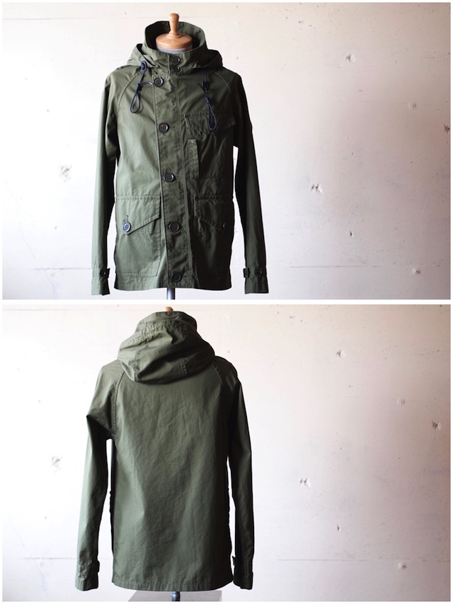 WORKERS RAF PARKA Ventile Cotton OD-4