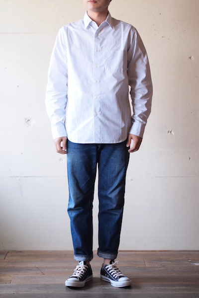 WORKERS Standard Shirt Graph Check-3