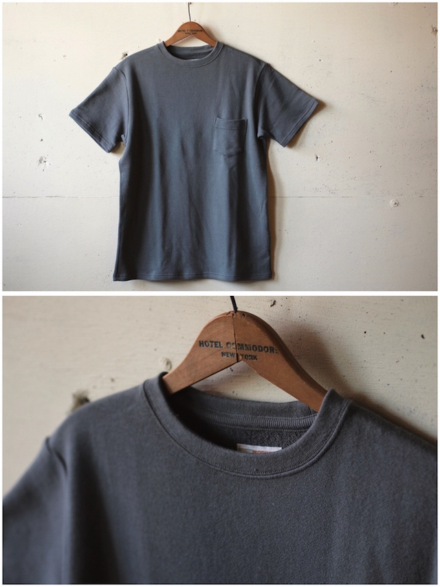 WORKERS UL SS Sweat Shirt Foliage-2