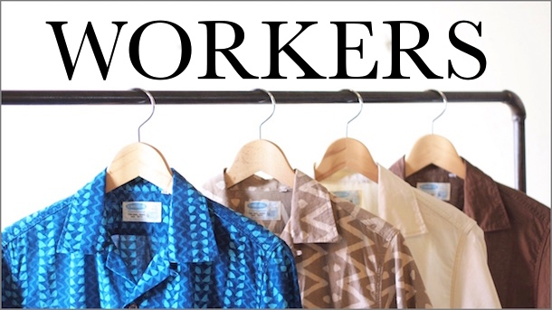 WORKERS UNCLE JOHN Top-57